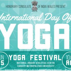 International Yoga Day - Cardiff