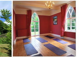 Tresaith west wales yoga retreat weekend