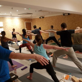 vinyasa workshop swansea